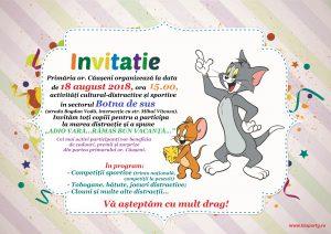 Invitație!