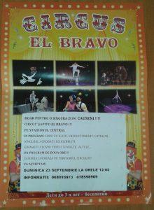 """Circul """"ȘAPITO EL BRAVO"""""""