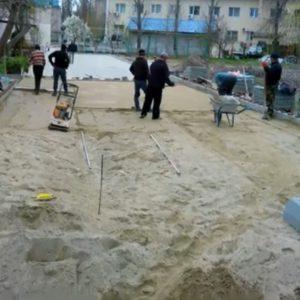 2021 04 19 Pavajul este la ordinea zilei în orașul Căușeni